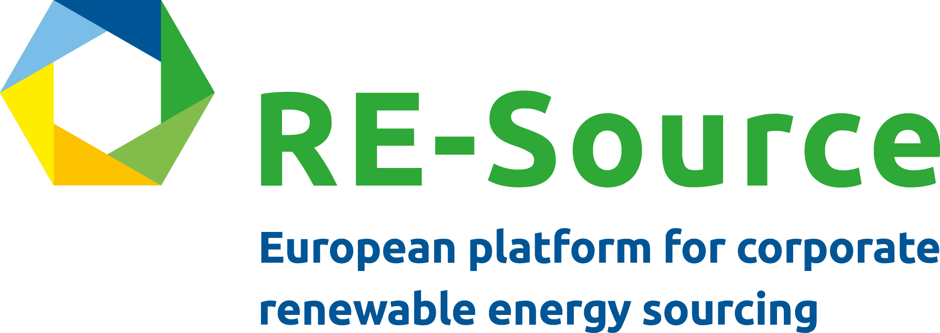 RE-Source logo